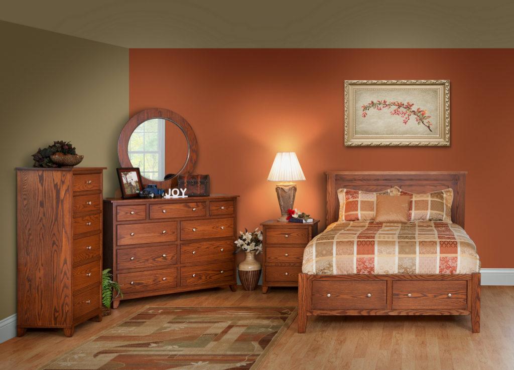 hyland park bedroom furniture collection