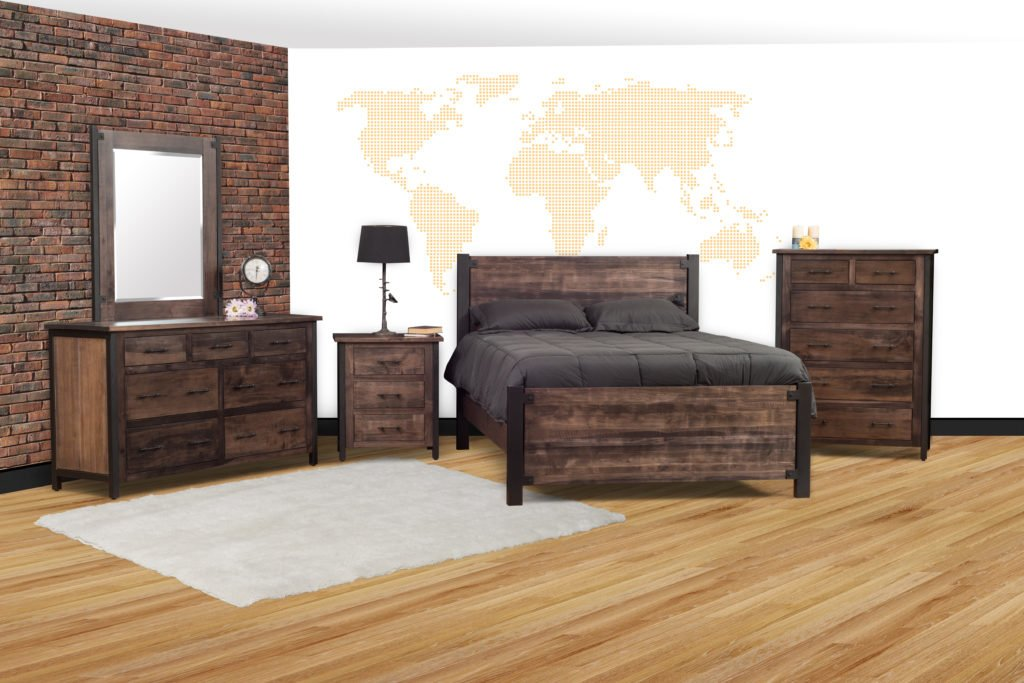 structura bedroom furniture collection