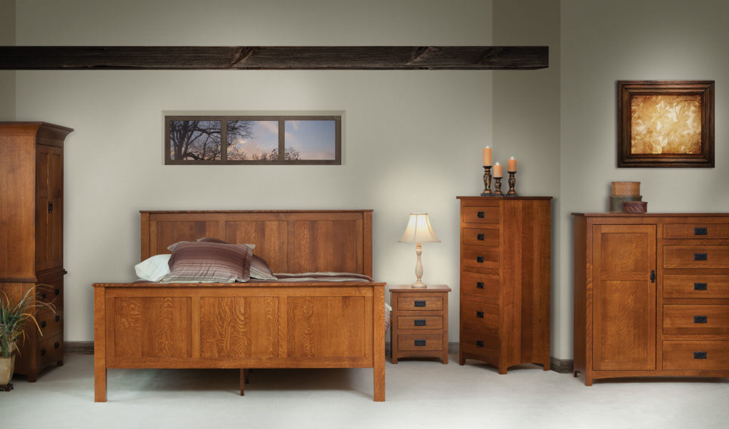 michaels mission bedroom furniture collection